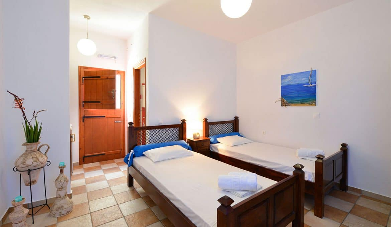 Διαμέρισμα με Διπλό η Μονό κρεββάτι